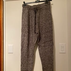 Free People sweater joggers